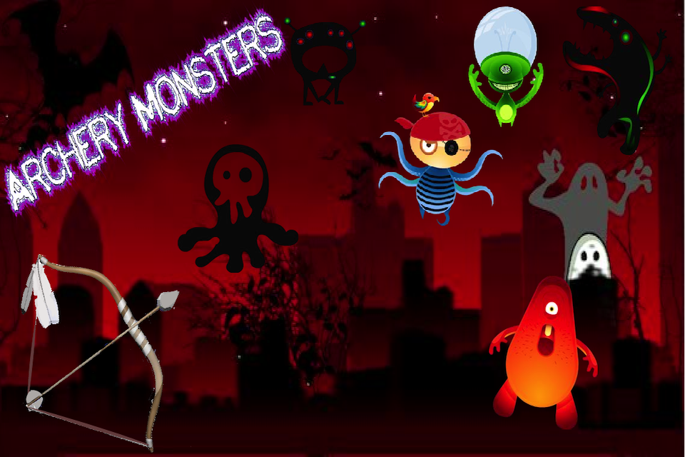 Archery Monsters -HD