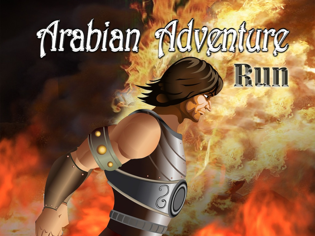 Arabian adventure run