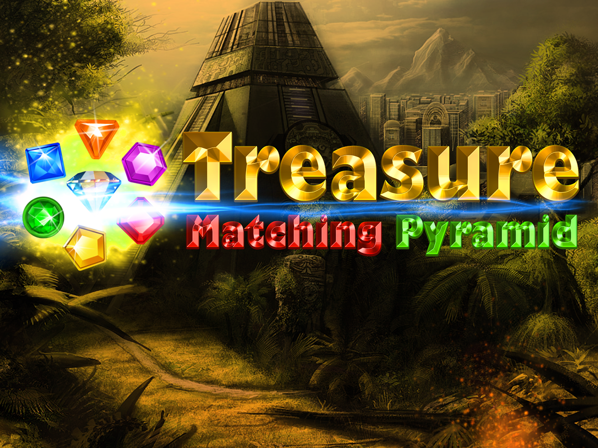 Treasure Match Pyramid Quest