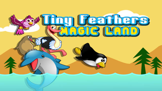 Magic Feathers – Adventure of MagicLand
