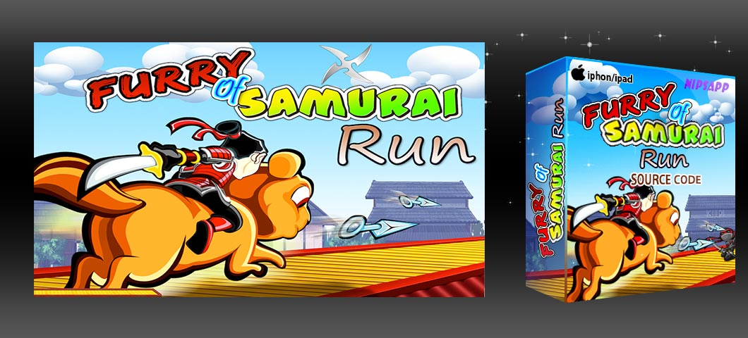 Fury Of Samurai Run And Fight