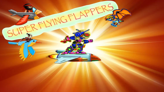 Super Flying Flappers – HD