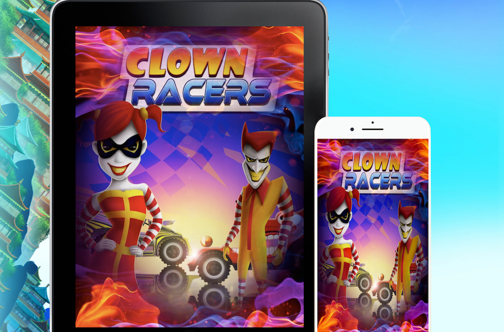 Clown Racers – Extreme Mad Racing