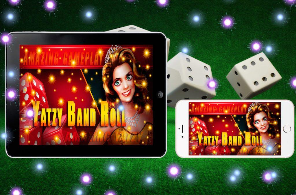 Yatzy Casino Band Roll
