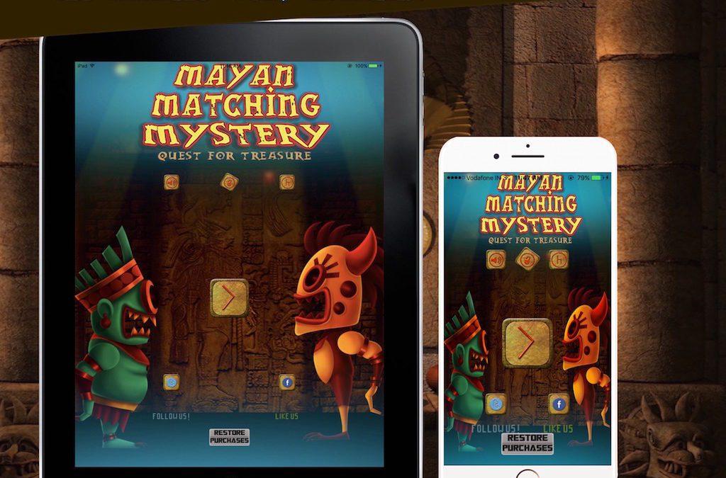 Mayan Matching Mystery