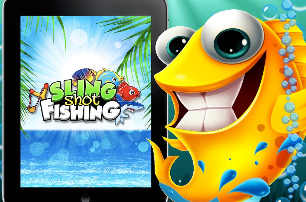 Sling Shot Fishing – Real Crazy Fishing Game