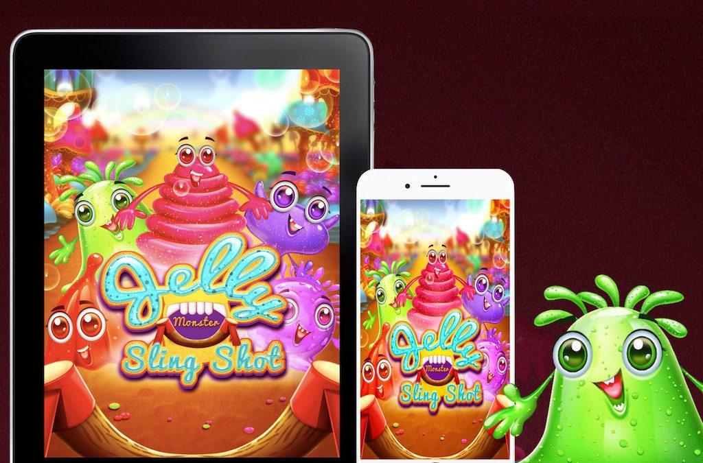 Jelly Monster SlingShot