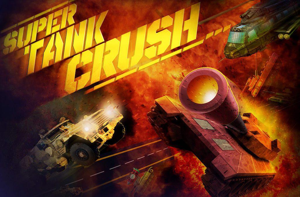 Super Tank Crush – HD