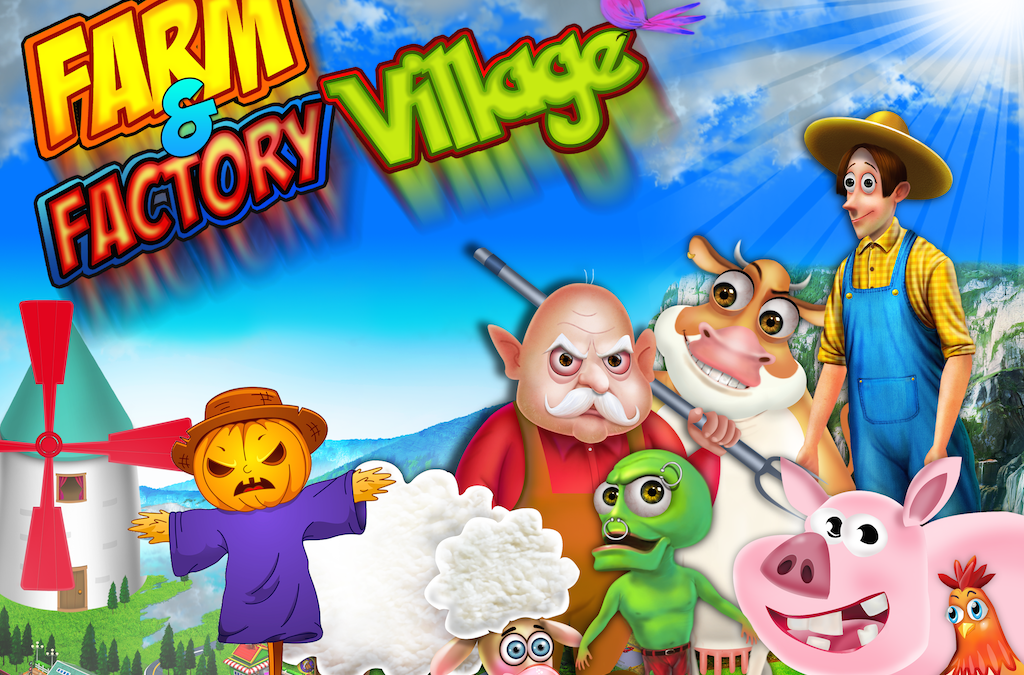 Farm & Factory Village