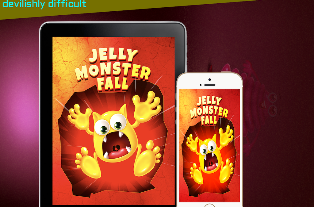 Jelly Fall – Fast Paced Puzzle Game