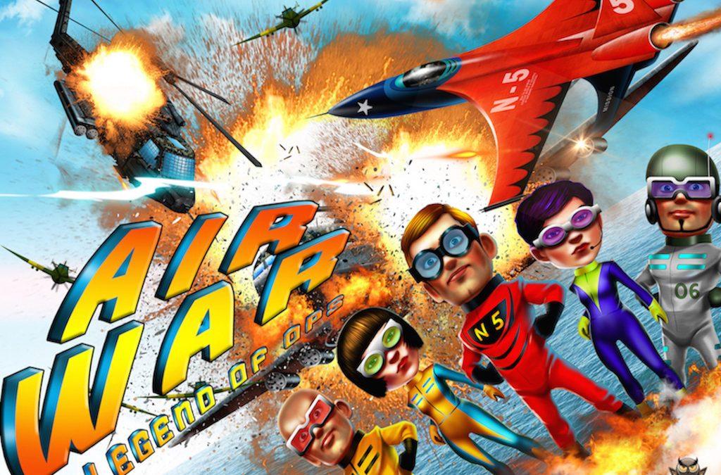 Air War Legends 3D