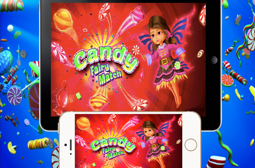 Candy Fairy Match – Matching Game
