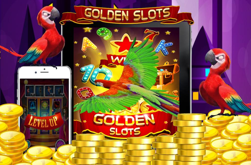 Golden Macaw Slot