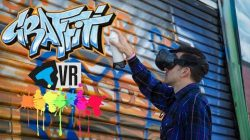 Virtual Reality Graffiti & Car Paint