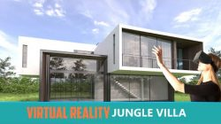 Virtual Reality Forest House Walk-Through
